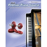 Alfred's Premier Piano Course Technique 3