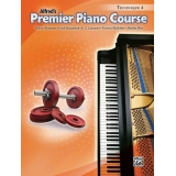 Alfred's Premier Piano Course Technique 4