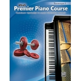 Alfred's Premier Piano Course Technique 5