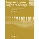 Improve Your Sight-Reading! Piano Level 3 (Late Elementary)