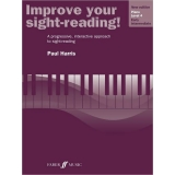 Improve Your Sight-Reading! Piano Level 4 (Early Intermediate)