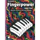 Schaum - Fingerpower, Level Four