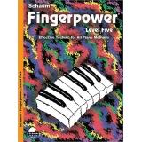 Schaum - Fingerpower, Level Five