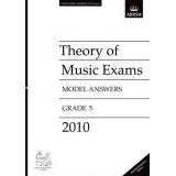 Theory of Music Exams Model Answers 2010 Grade 5 (Malaysia/Singapore Edition)