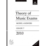 Theory of Music Exams Model Answers 2010 Grade 7 (Malaysia/Singapore Edition)