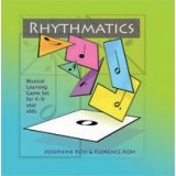 Rhythmatics: Musical Learning Game Set for 4-9 Year Olds