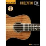Hal Leonard Ukulele Method: Book 1 (with CD)