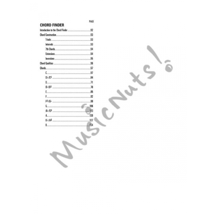 Leonard Ukulele Method Book 1 Plus Chord Finder With Cd