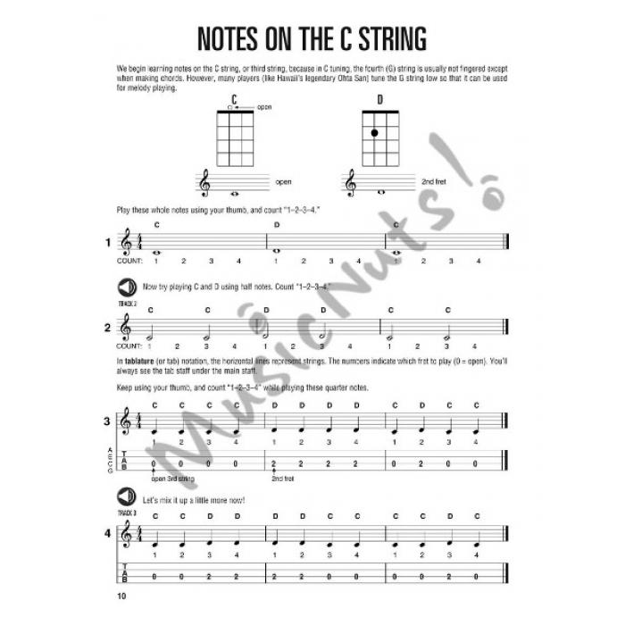 Hal Leonard Ukulele Method Book 1 Plus Chord Finder With Cd