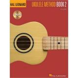 Hal Leonard Ukulele Method: Book 2 (with CD)