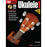 FastTrack Music Instruction Ukulele 1 (with CD)