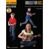 Hal Leonard Ukulele Method: Ukulele for Kids (with CD)