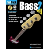 FastTrack Music Instruction Bass 2 (with CD)