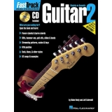 FastTrack Music Instruction Guitar 2 (with CD)