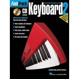 FastTrack Music Instruction Keyboard 2 (with CD)
