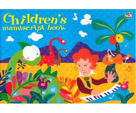 Children's Manuscript Book