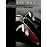 Dan Coates Popular Piano Library: Duets of Timeless Standards (Intermediate to Late Intermediate)