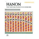 Hanon - The Virtoso Pianist in 60 Exercises (Complete)
