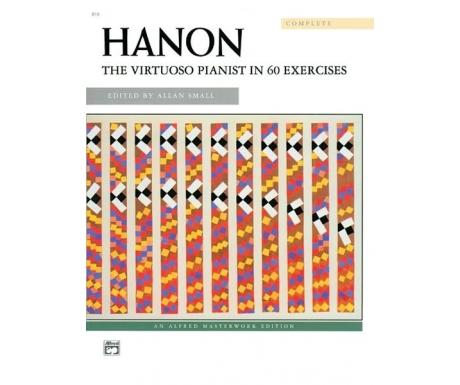 Hanon - The Virtuoso Pianist in 60 Exercises (Complete)