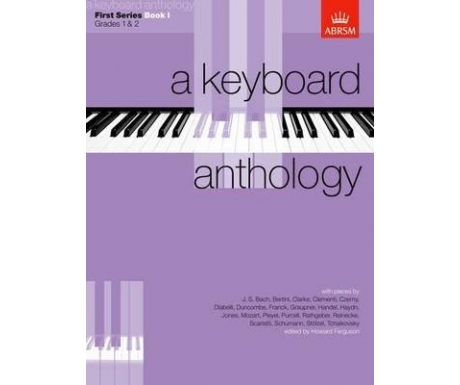 A Keyboard Anthology First Series Book I (Grades 1&2)