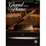 Grand Duets for Piano Book 4 - 6 Early Intermediate Pieces for One Piano, Four Hands