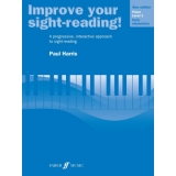 Improve Your Sight-Reading! Piano Level 1 (Early Elementary)