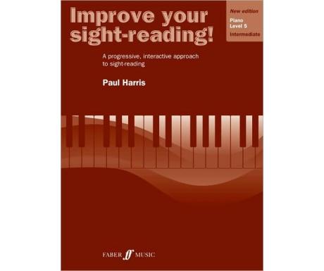 Improve Your Sight-Reading! Piano Level 5 (Intermediate)