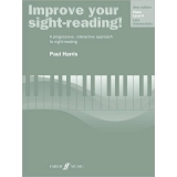 Improve Your Sight-Reading! Piano Level 6 (Late Intermediate)