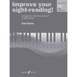 Improve Your Sight-Reading! Piano Level 7 (Early Advanced)
