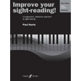 Improve Your Sight-Reading! Piano Level 8 (Advanced)