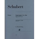 Schubert: Impromptu Ges-dur Opus 90 Nr. 3 (Impromptu in G major op. 90 no. 3)