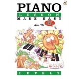 Piano Lesson Made Easy Level 2