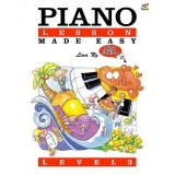 Piano Lesson Made Easy Level 3