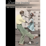 Dan Coates Popular Piano Library: Duets from Broadway (Intermediate to Late Intermediate)