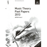 Music Theory Past Papers 2013 ABRSM Grade 1 (Malaysia/Singapore Edition)