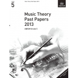 Music Theory Past Papers 2013 ABRSM Grade 5 (Malaysia/Singapore Edition)