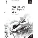 Music Theory Past Papers 2013 ABRSM Grade 5 (Malaysia/Singapore Edition)