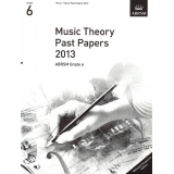 Music Theory Past Papers 2013 ABRSM Grade 6 (Malaysia/Singapore Edition)