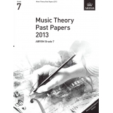 Music Theory Past Papers 2013 ABRSM Grade 7 (Malaysia/Singapore Edition)