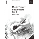 Music Theory Past Papers 2013 ABRSM Grade 8 (Malaysia/Singapore Edition)