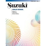 Suzuki Violin School Volume 3: Violin Part (Revised Edition)