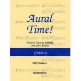 Aural Time! Grade 4 - Practice Tests for ABRSM and Other Exams