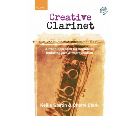 Creative Clarinet (with CD)