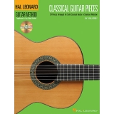 Hal Leonard Guitar Method: Classical Guitar Pieces (with CD)
