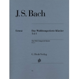J. S. Bach: Das Wohltemperierte Klavier Teil I (The Well-Tempered Clavier Part I)