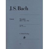 J. S. Bach: Toccaten BWV 910-916 (Toccatas BWV 910-916)