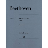 Beethoven: Klaviersonaten Band I (Piano Sonatas Volume I)