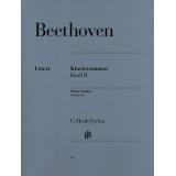 Beethoven: Klaviersonaten Band II (Piano Sonatas Volume II)