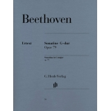 Beethoven: Sonatine G-dur Opus 79 (Sonatina in G major op. 79)