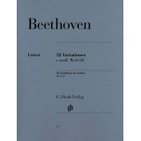 Beethoven: 32 Variationen c-moll WoO 80 (32 Variations in c minor WoO 80)